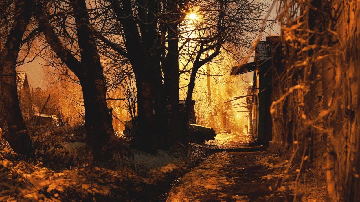 decay photography urban ruins mood wallpaper
