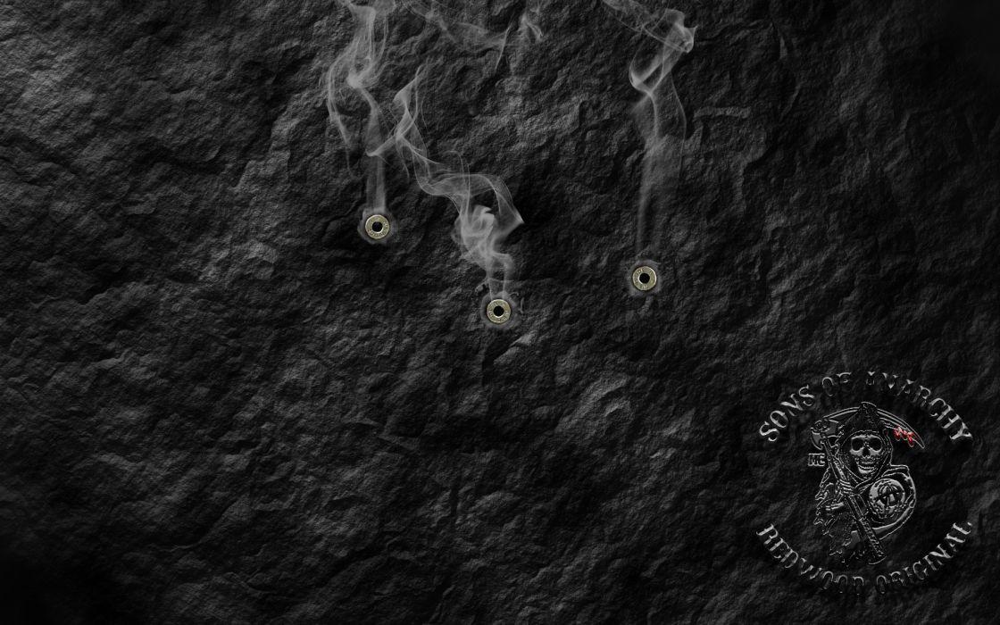 Sons Of Anarchy Motorcycle Biker Dark Smoke Bullet Wallpaper 1920x1200 29198 Wallpaperup