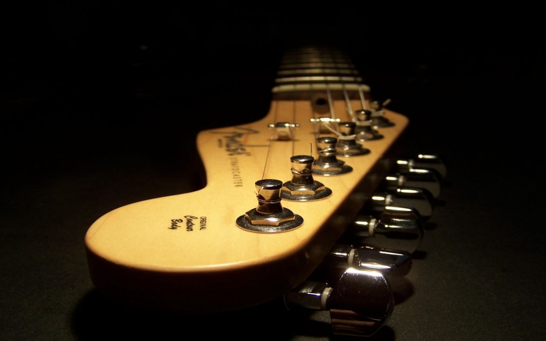 guitars musical instrument strings wallpaper