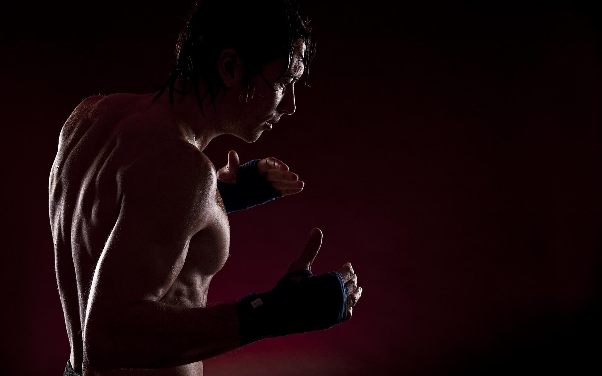boxing fitness men wallpaper 1920x1200 29335 wallpaperup
