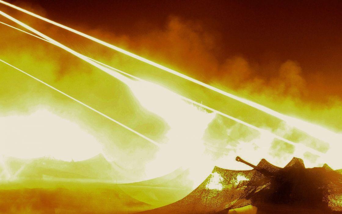military weapons artillery fire cannon guns wallpaper