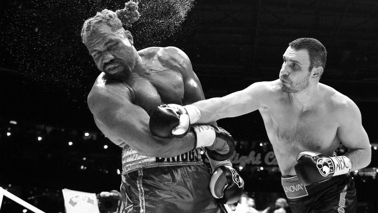 boxing men wallpaper