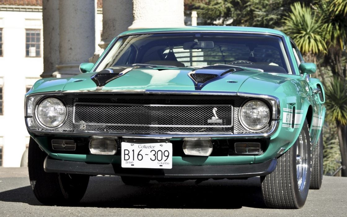 gt500 shelby Ford classic muscle cars wallpaper