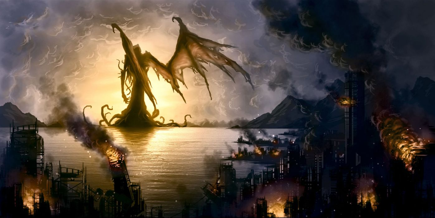 23+ Dark Fantasy Wallpaper Art Images