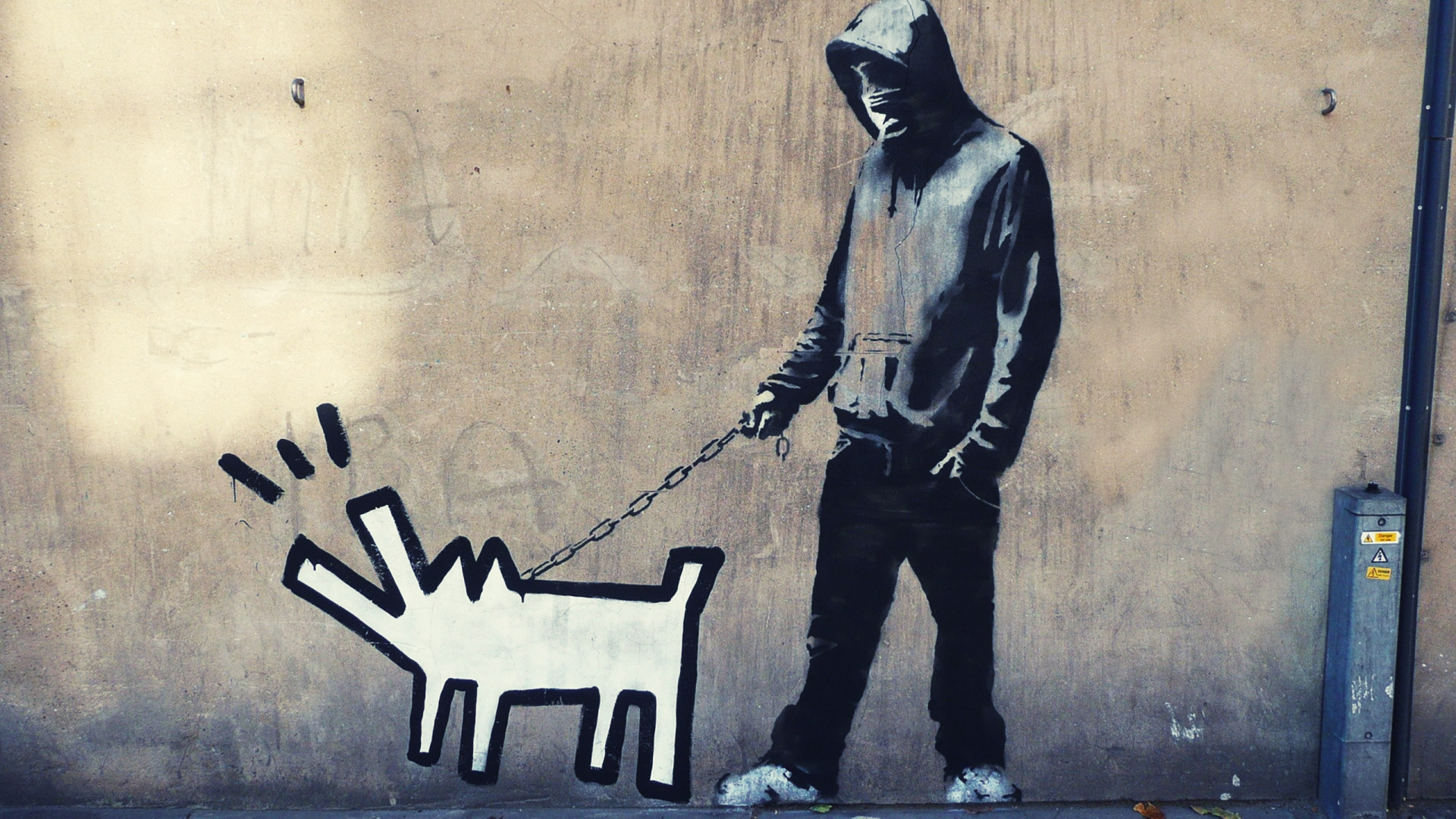 urban graffiti art wallpaper - photo #13