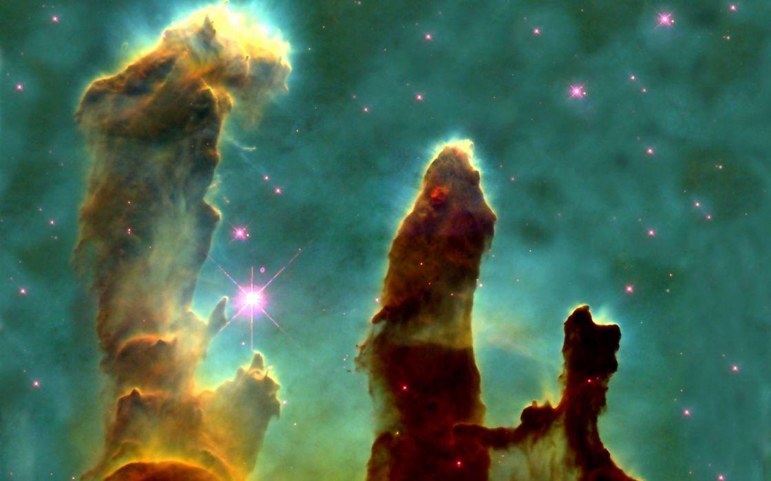 space nebula stars wallpaper