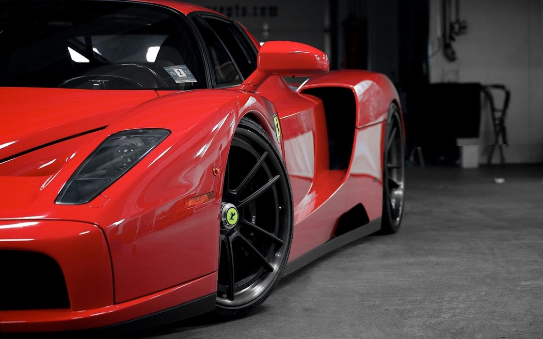 cars supercars ferrari enzo 1680x1050 wallpaper Vehicles wallpaper