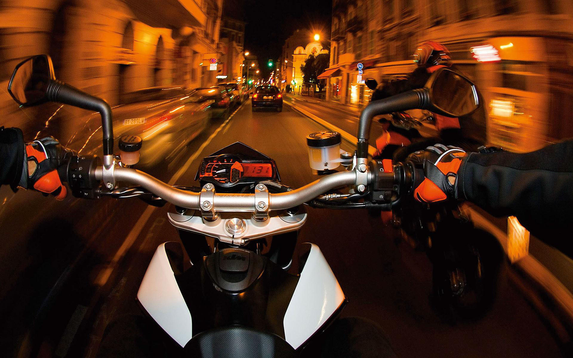 Ktm Duke 690 Wallpaper Ktm Super Duke 690 Pov Roads
