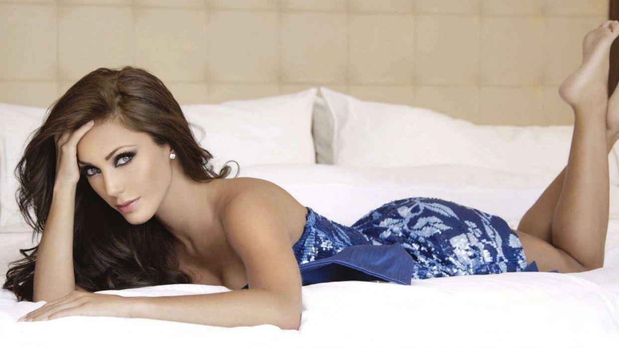 anahi giovanna puente portilla women model actress sexy babes brunettes wallpaper