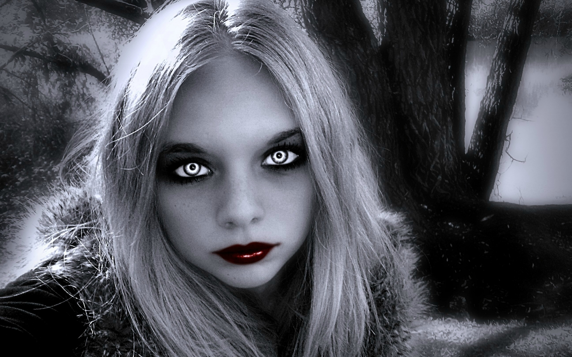 scary gothic rare wallpaper - photo #37