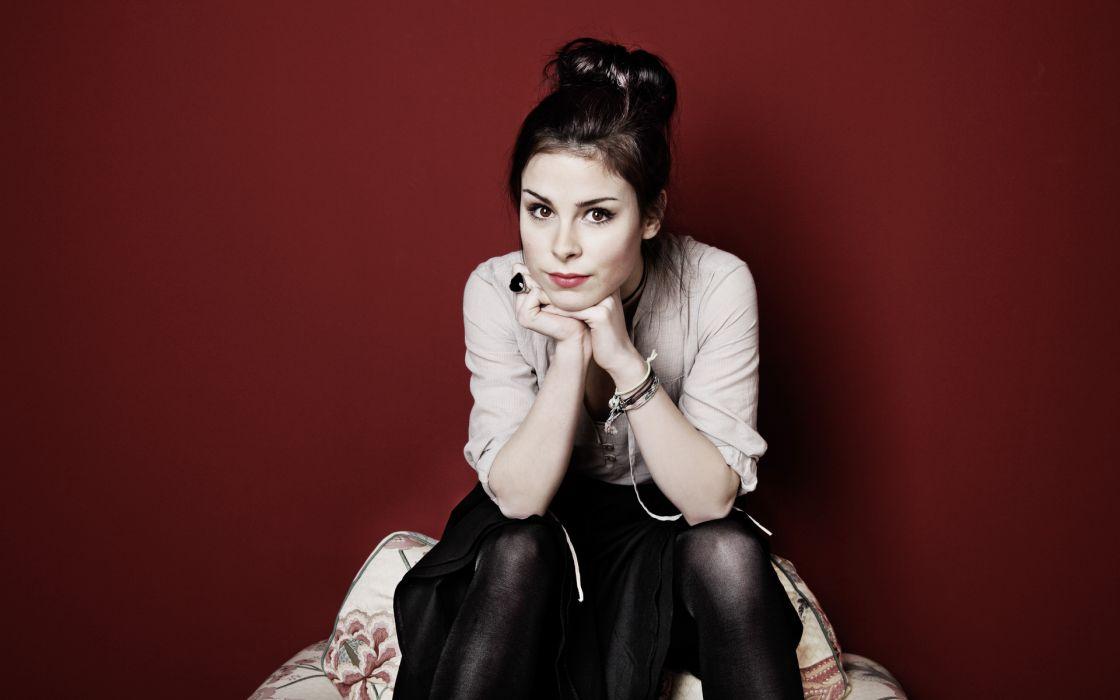lena mayer women brunette singer wallpaper