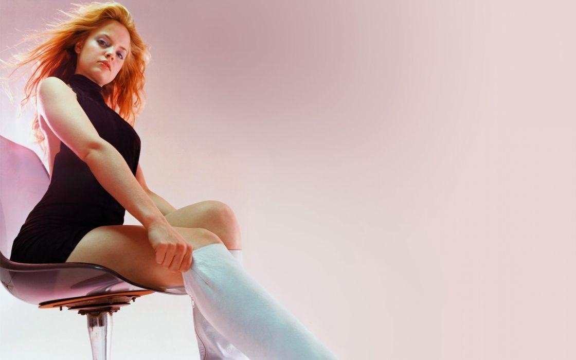 Mena Suvari women actress model blonde legs sexy babes celeb wallpaper