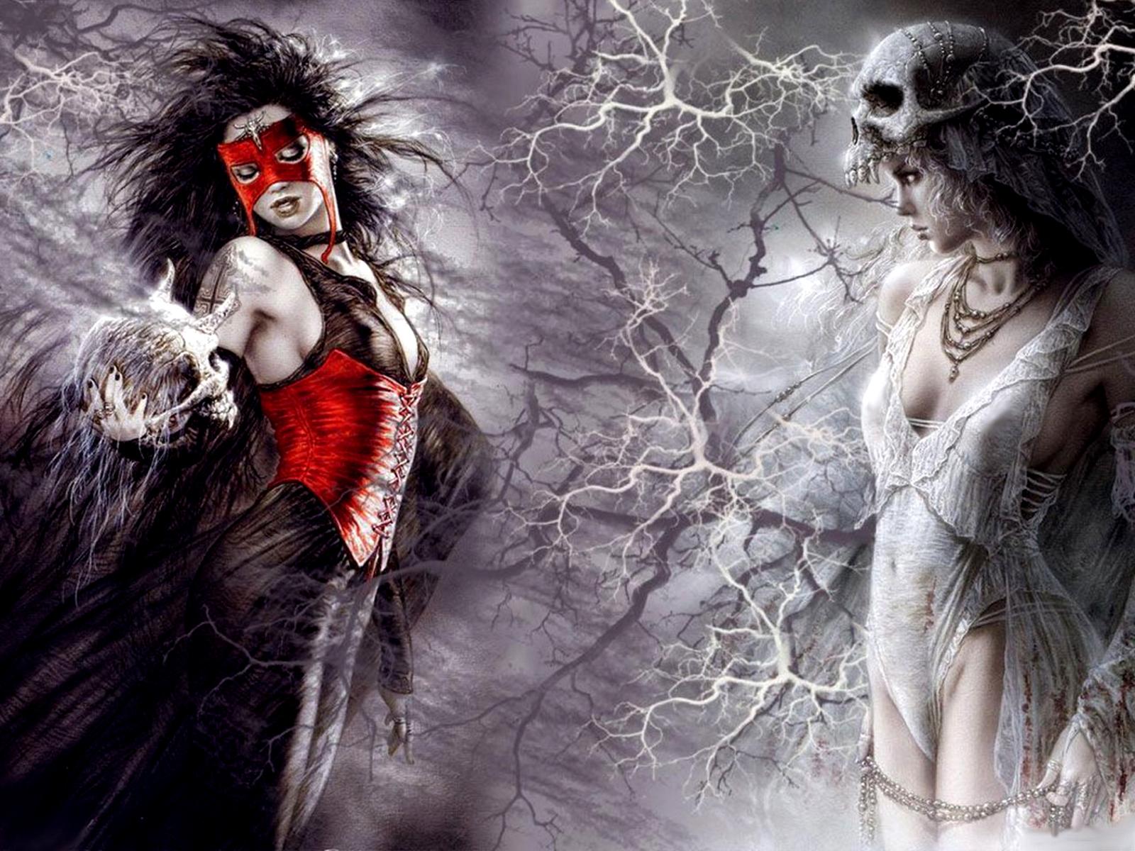 Fantasy women evil - photo#5