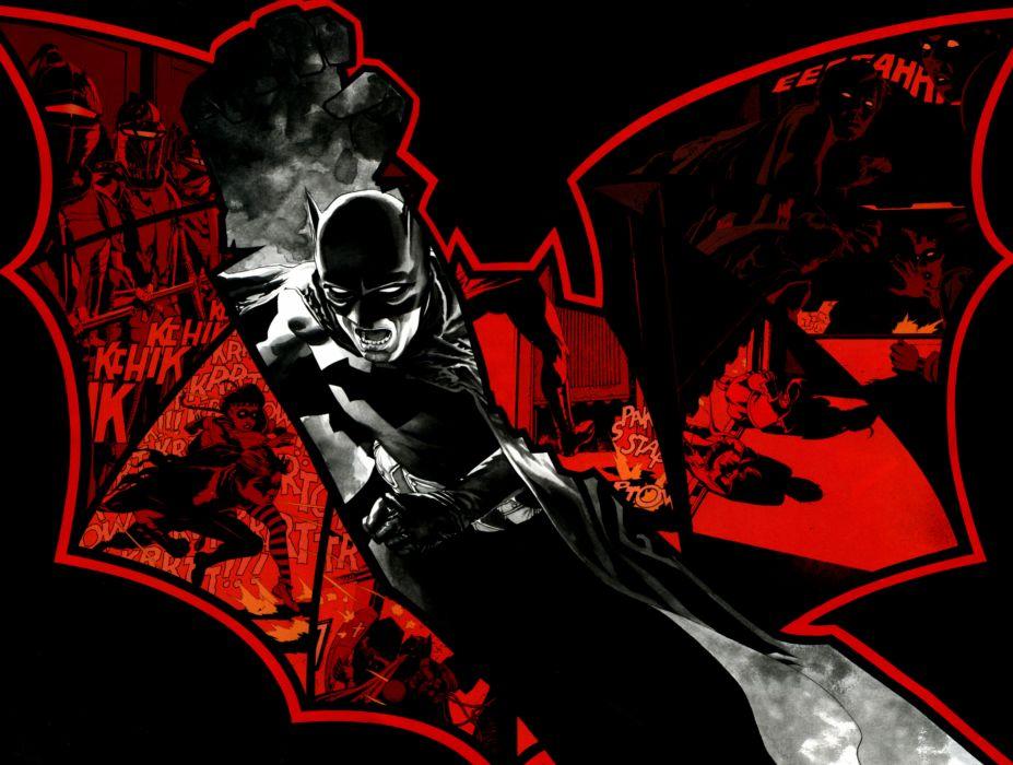 Comics Batman superhero wallpaper