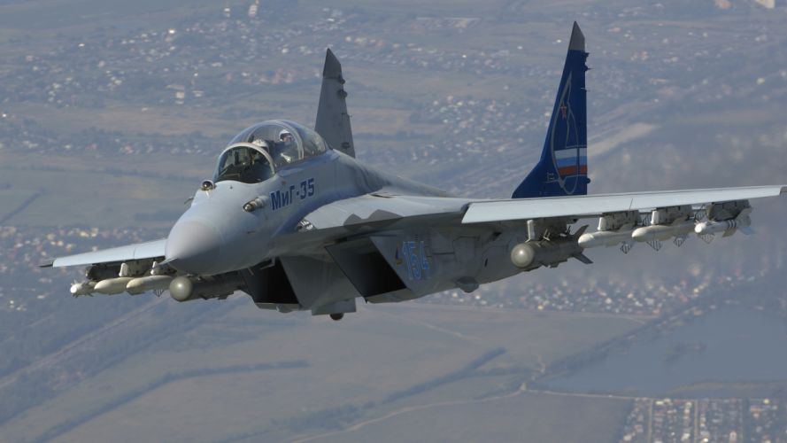 mig-35 military weapons jet fighter wallpaper