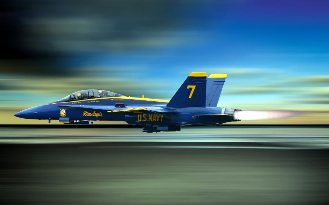 military blue angels jet fighter weapon wallpaper
