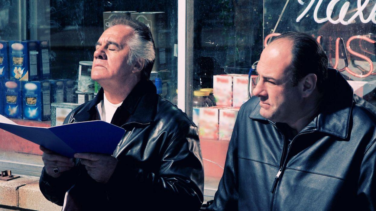 The Sopranos og gangster men actor wallpaper