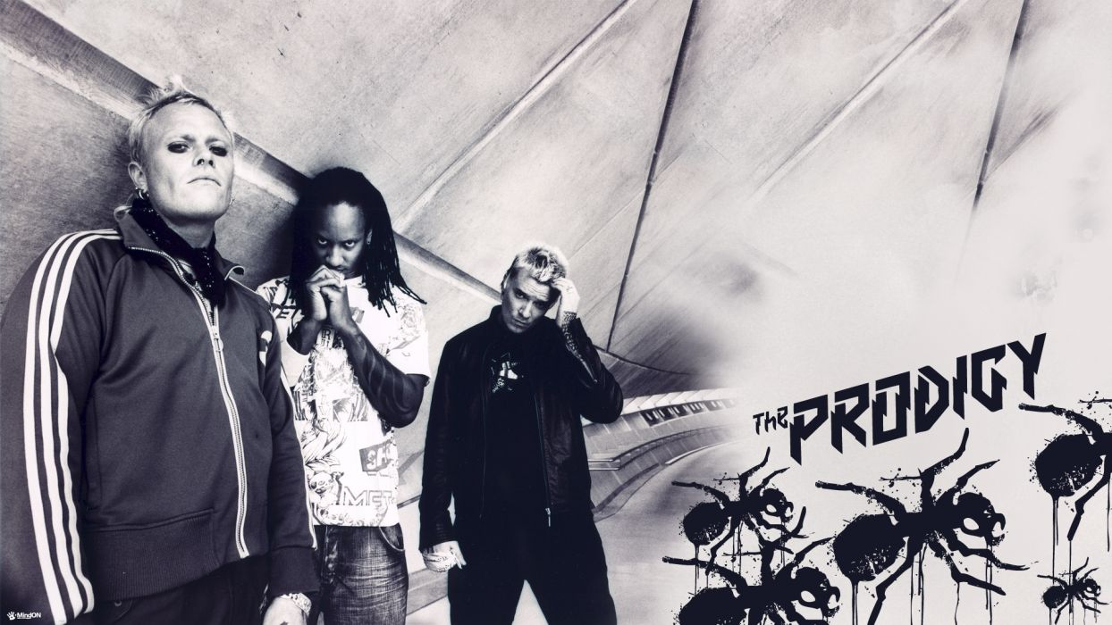 the Prodigy bands groups people wallpaper