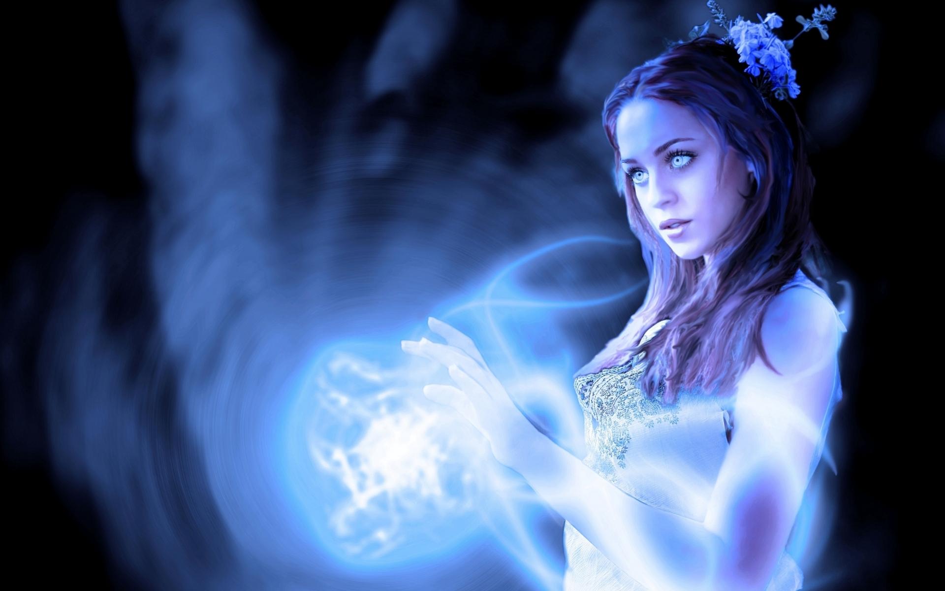 fantasy witch gothic magic women wallpaper 1920x1200