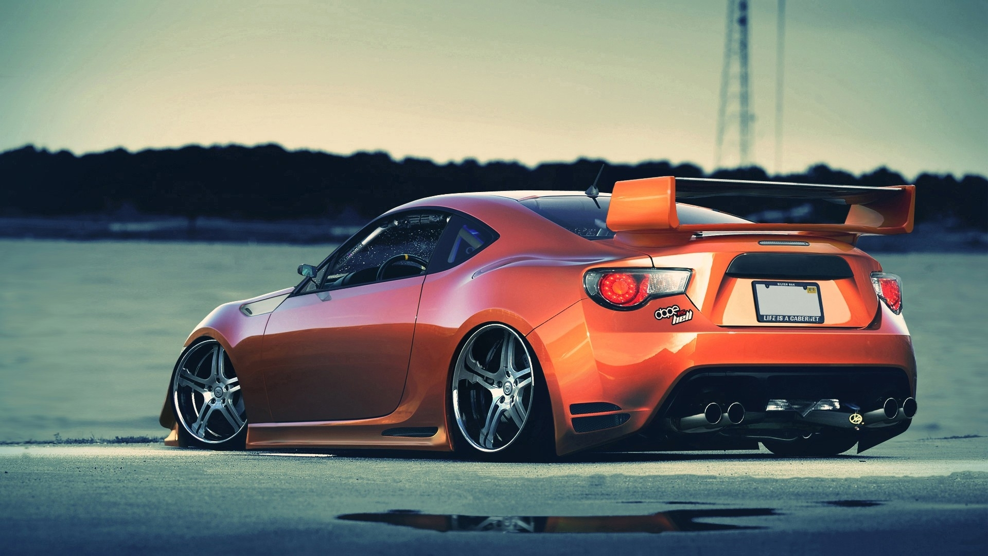 cars tuning toyota gt86 wallpaper 1920x1080 30260 wallpaperup. Black Bedroom Furniture Sets. Home Design Ideas