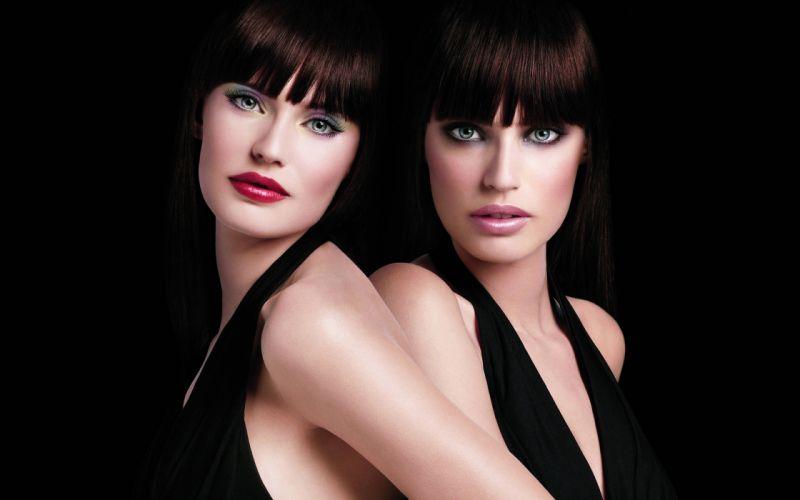 Bianca Balti women model fashion sexy babes brunette wallpaper