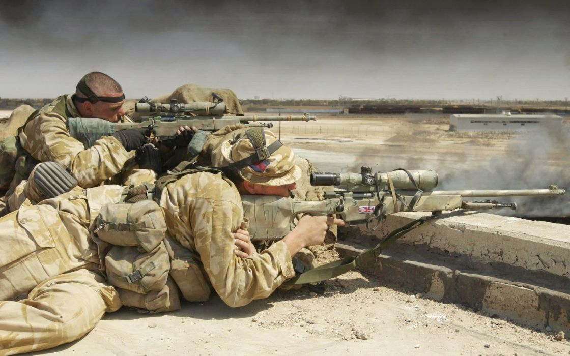 military warrior soldiers sniper weapons guns rifle death people wallpaper