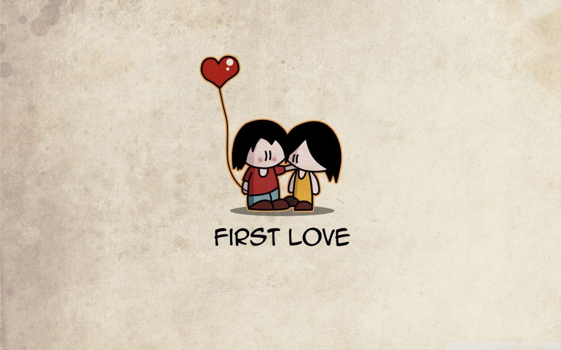 love romance valentine heart couple mood wallpaper