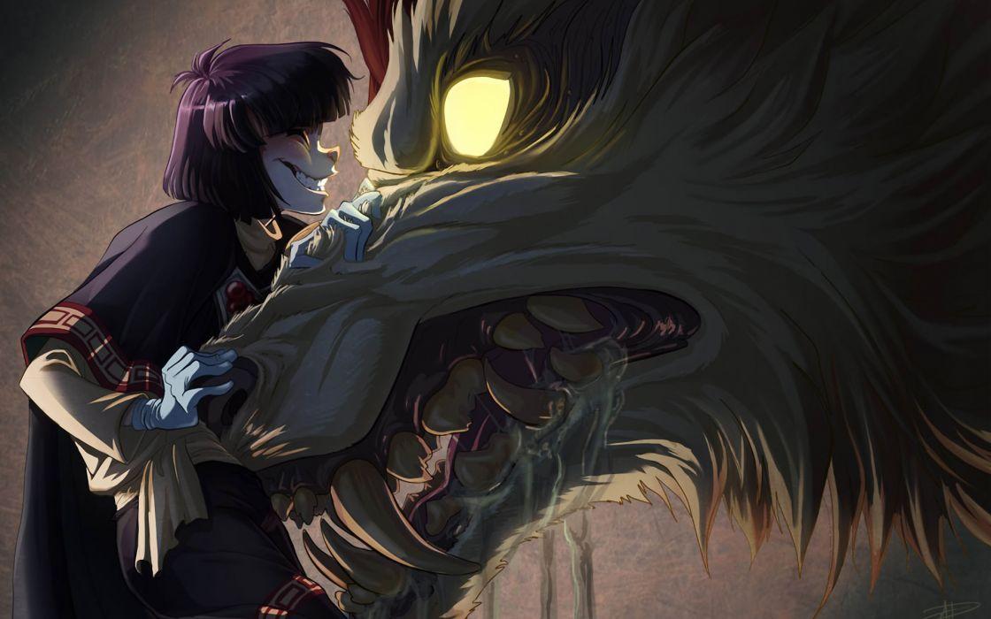 DRAGON SLAYERS Xelloss fantasy dragon warrior art wallpaper