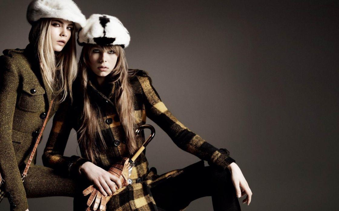 wpmen model fashion blondes brunettes babes wallpaper