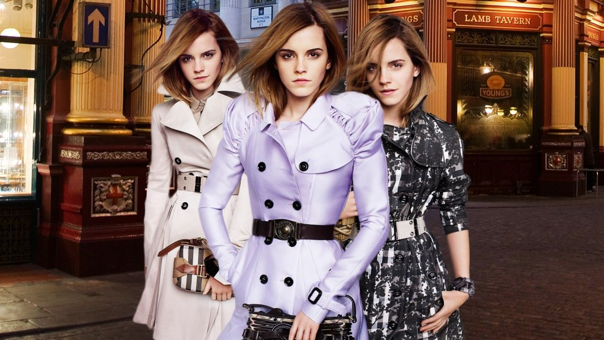 Emma Watson actress harry potter celeb women brunette sexy babes wallpaper