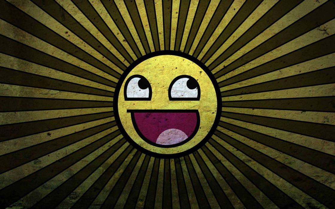 smiley humor mood happy wallpaper