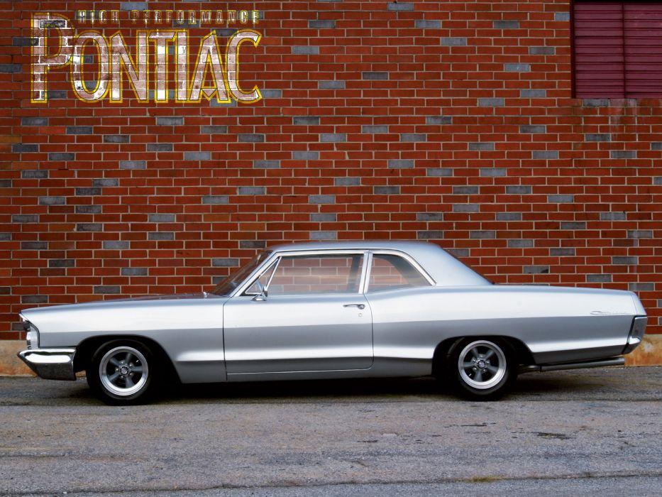 Pontiac muscle cars hot rod classic wallpaper