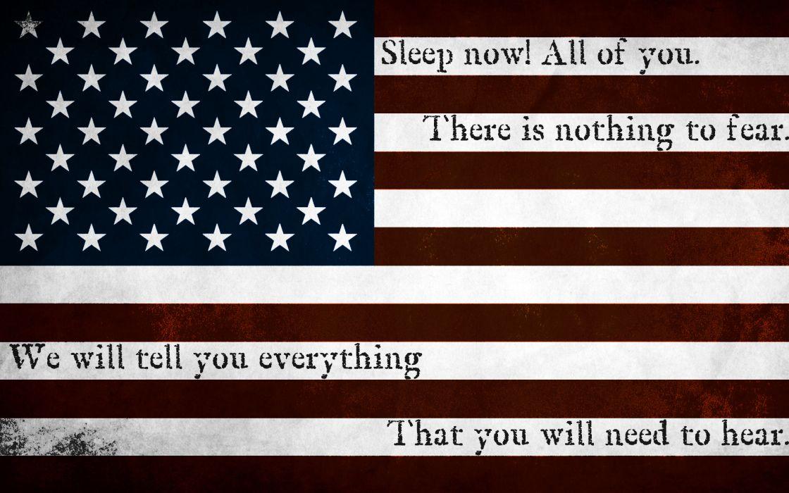 dark anarchy flag america usa politics wallpaper