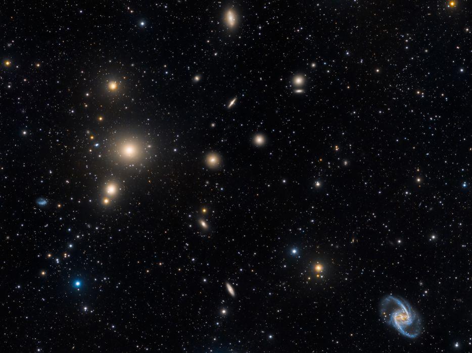 sci fi stars galaxy planets wallpaper