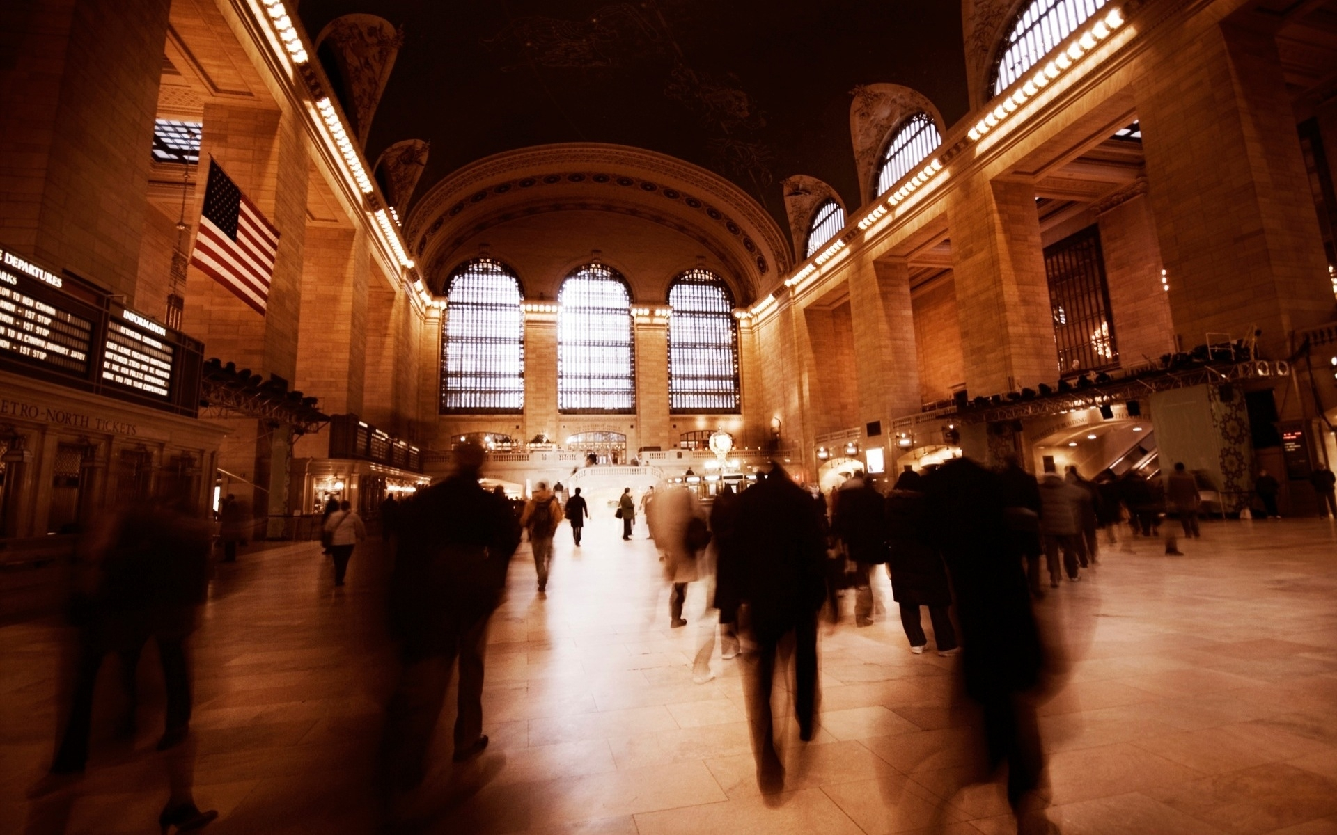 New york city train stations grand central terminal 1920x1200