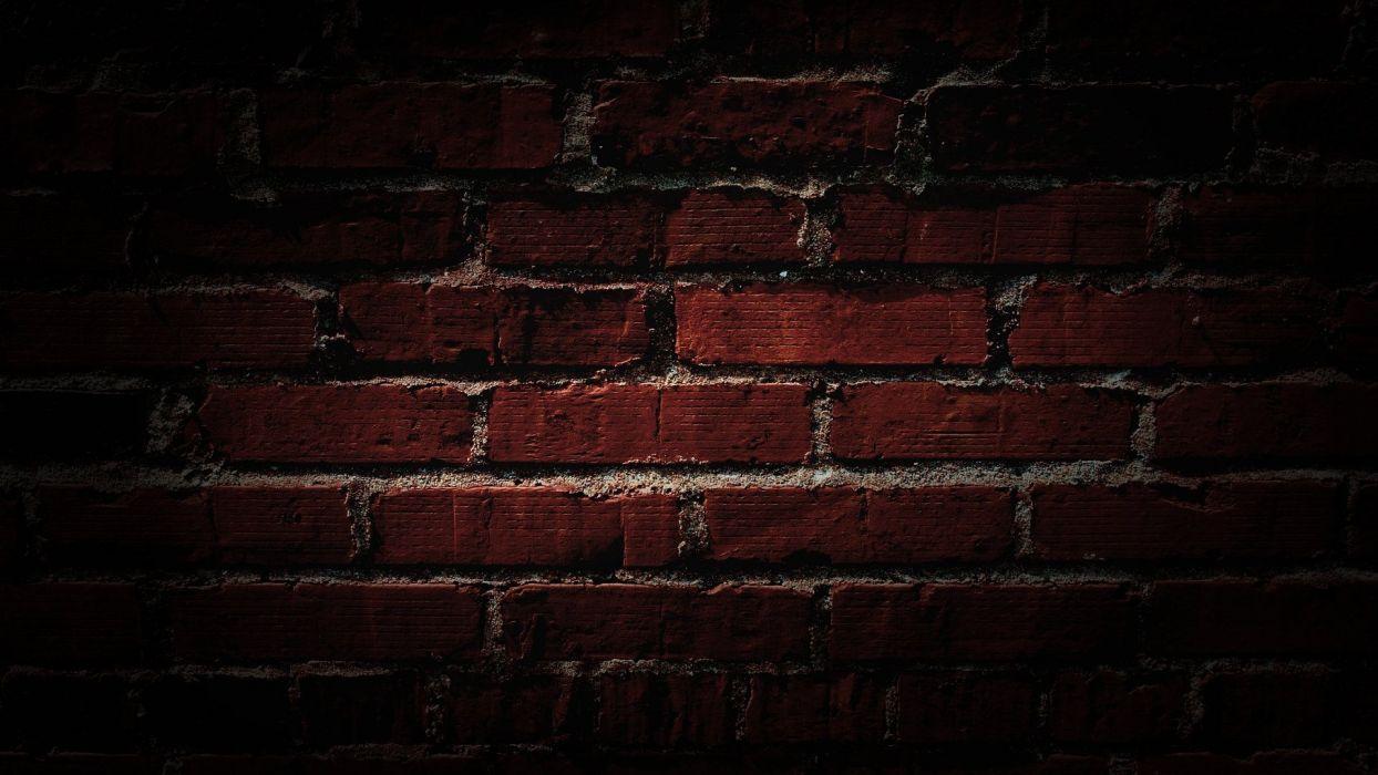 bricks wall pattern wallpaper