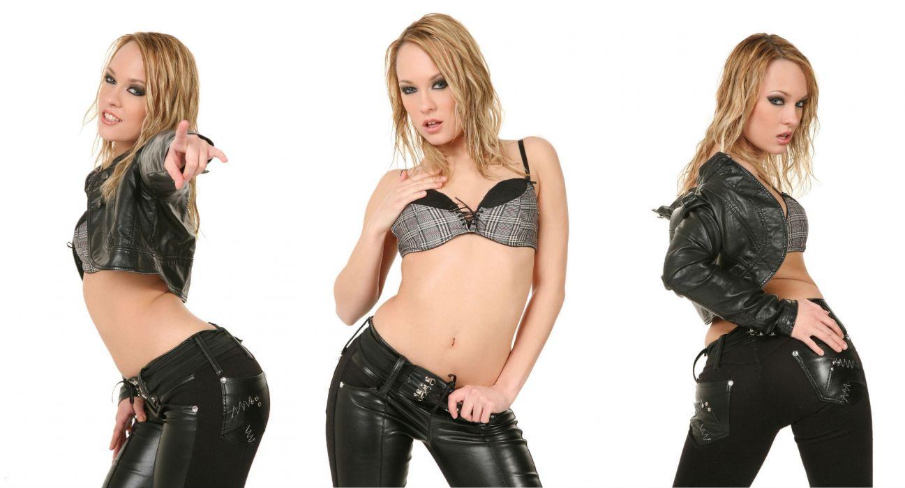 women model blondes sexy babes wallpaper