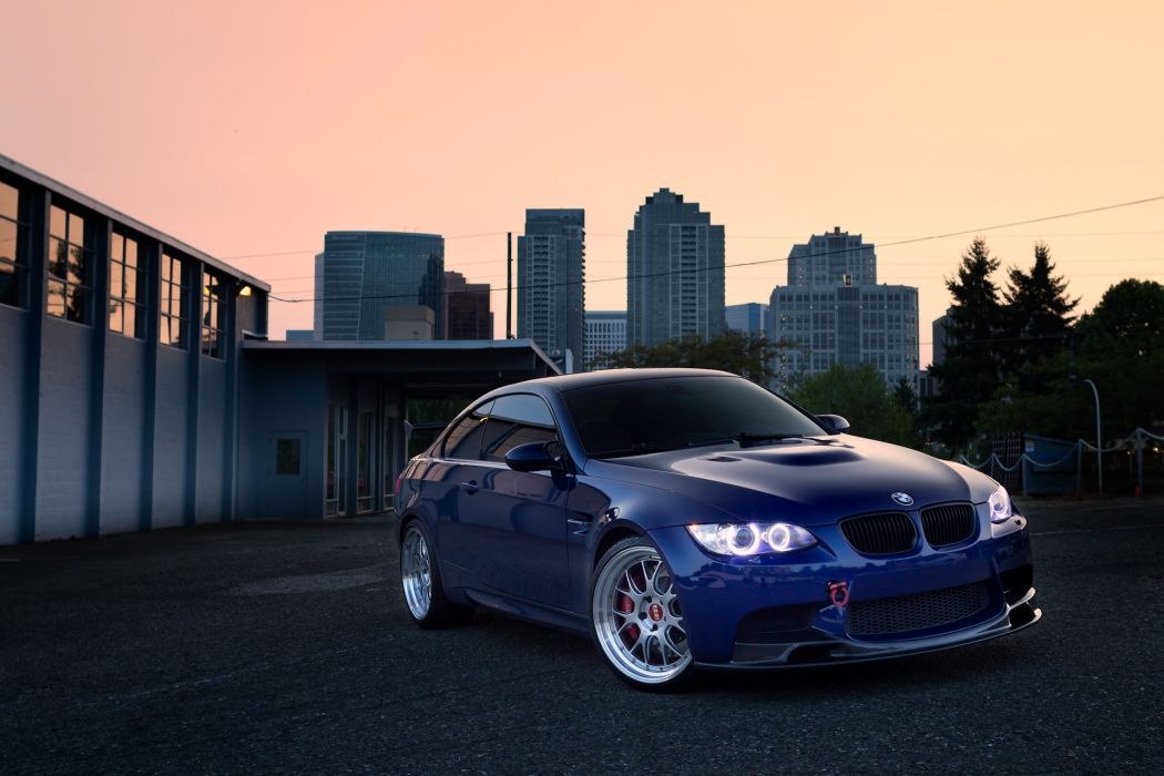 bmw m3 E92 tuning wallpaper