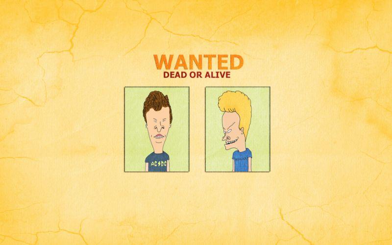 Beavis and Butt-head humor mtv wallpaper