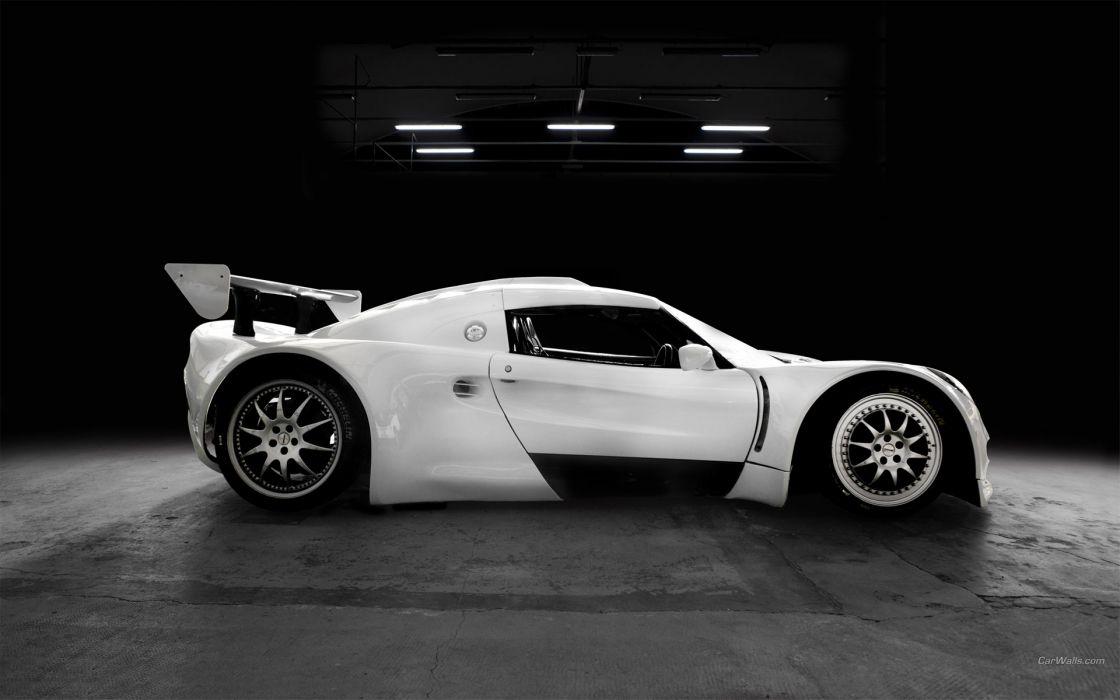 Lotus Exige Extrema supercars wallpaper