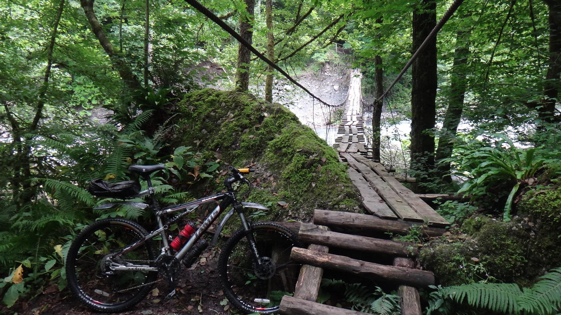 Mountain bike b...