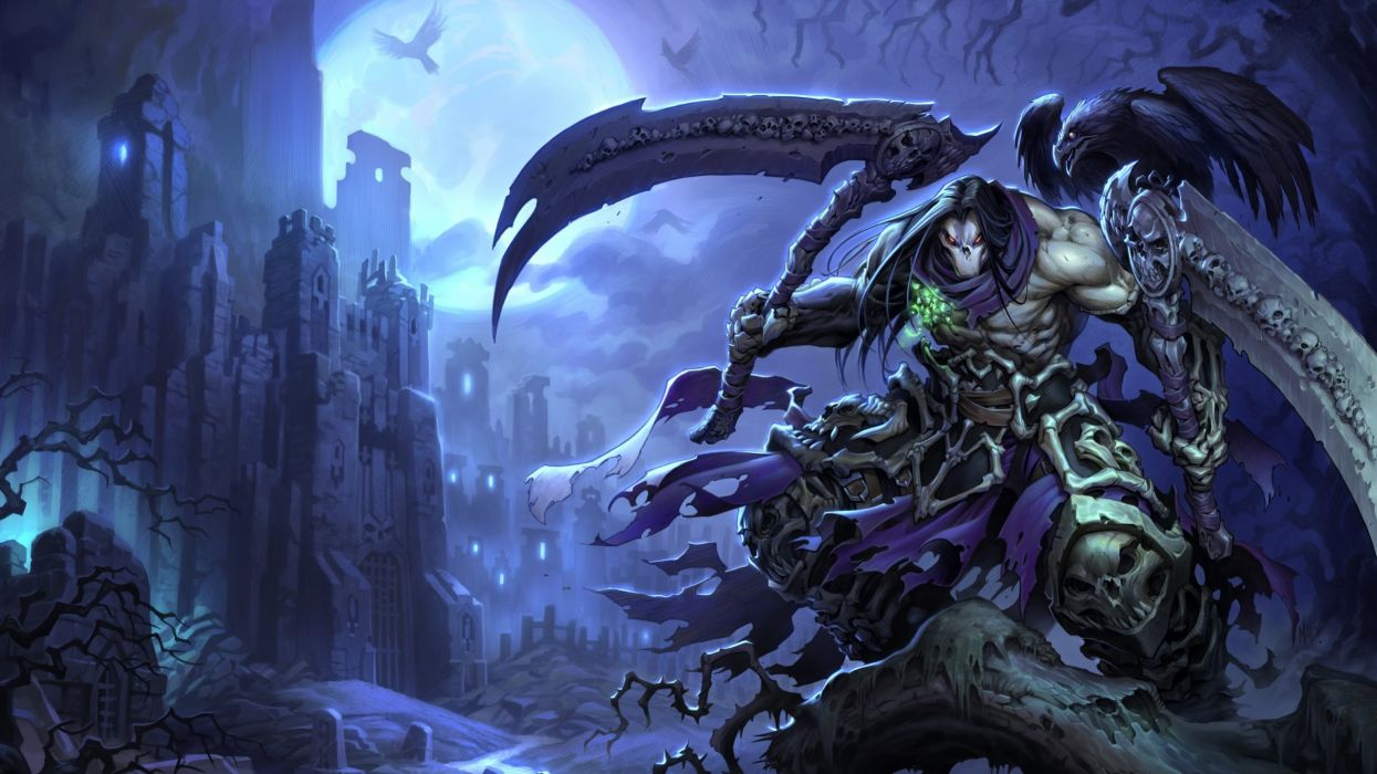 Video Games Darksiders 2560A wallpaper