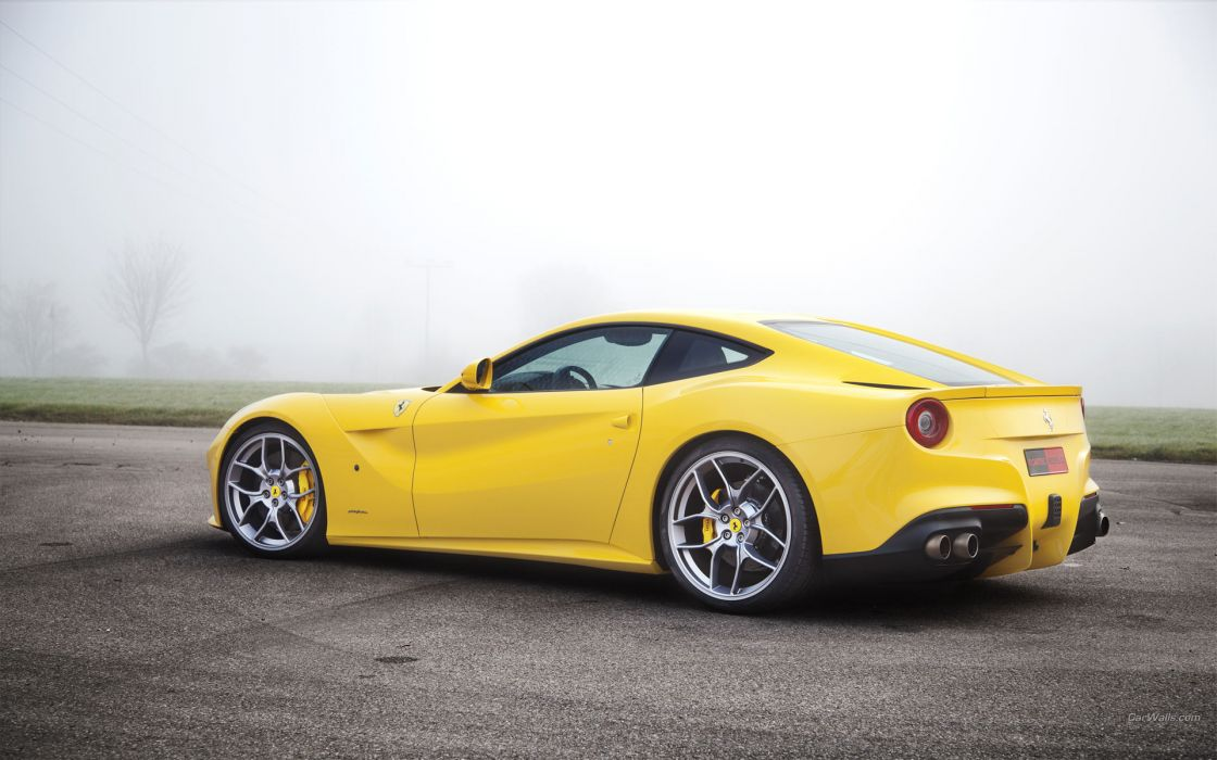 Ferrari F12berlinetta 2012 supercars wallpaper