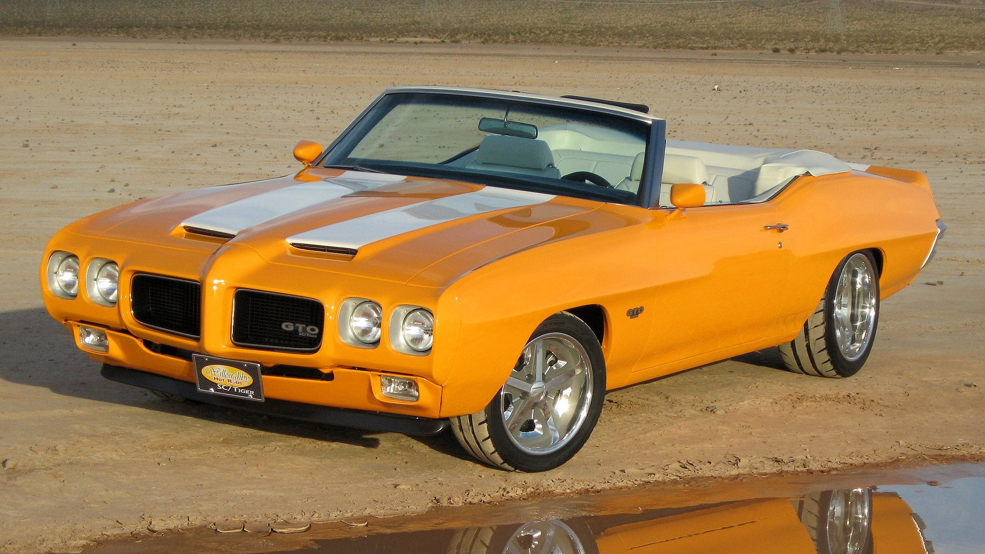 Pontiac Gto Sport Coupe Cars Hot Rod Classic Cars