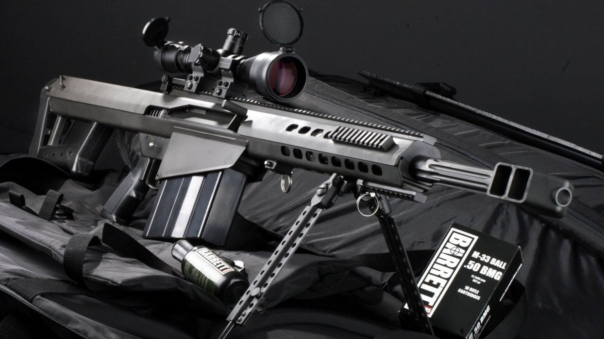 automatic weapons style military assault rifles guns wallpaper