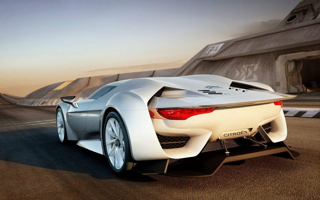 Citroen supercars concept wallpaper