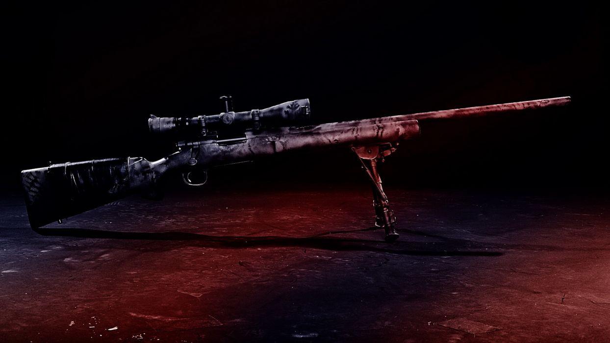military weapons sniper guns wallpaper
