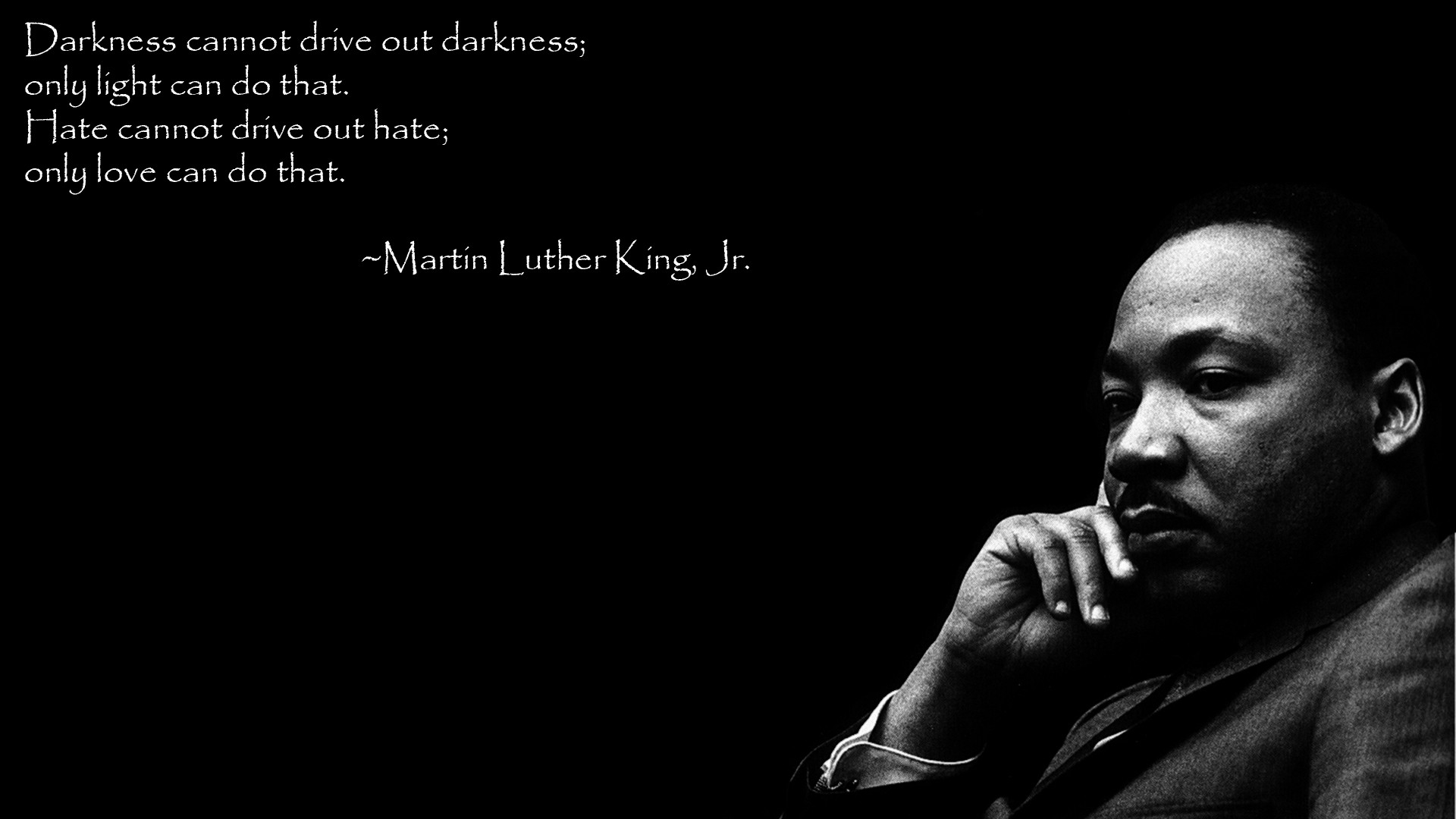 Martin Luther King Quotes Inspirational Motivation: Quotes Motivation Inspiration Martin Luther King Wallpaper