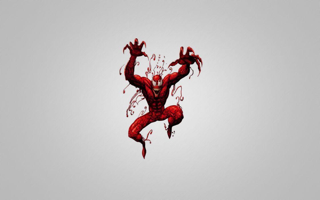 Carnage Comics Spider-Man spiderman games movies wallpaper