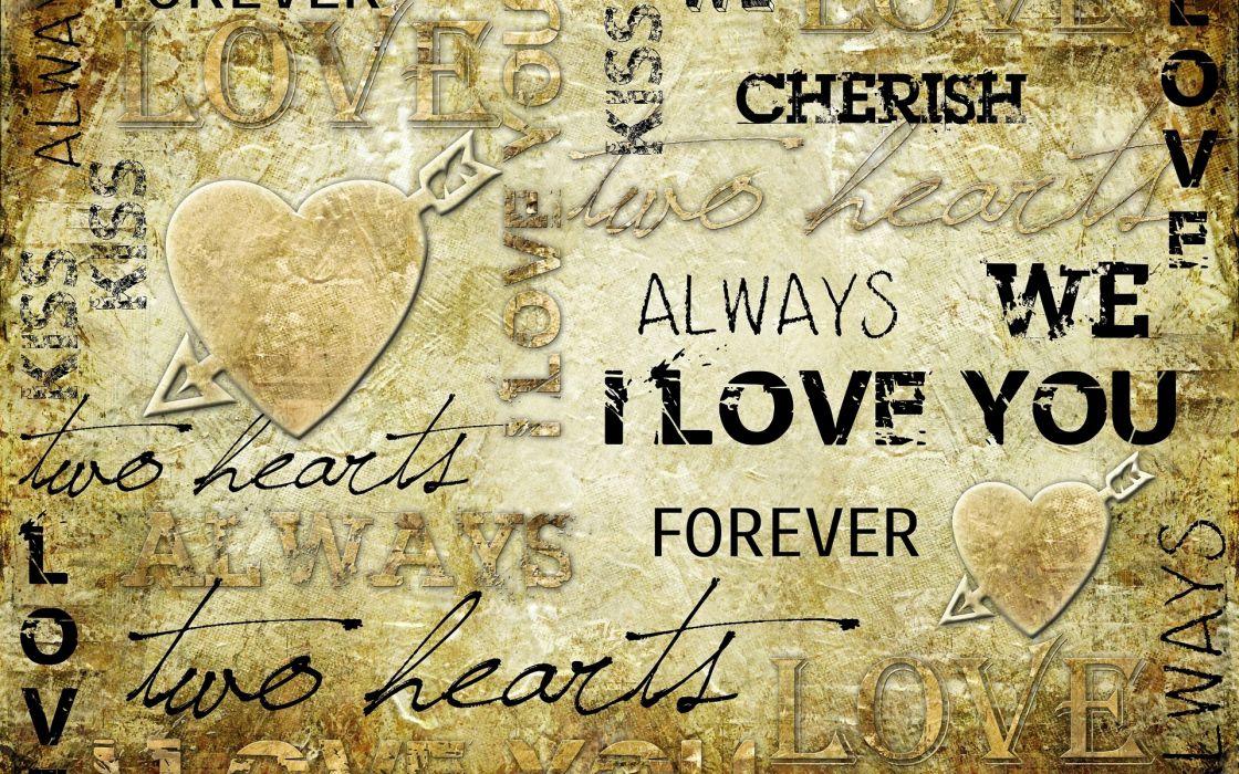 mood love romance hearts wallpaper
